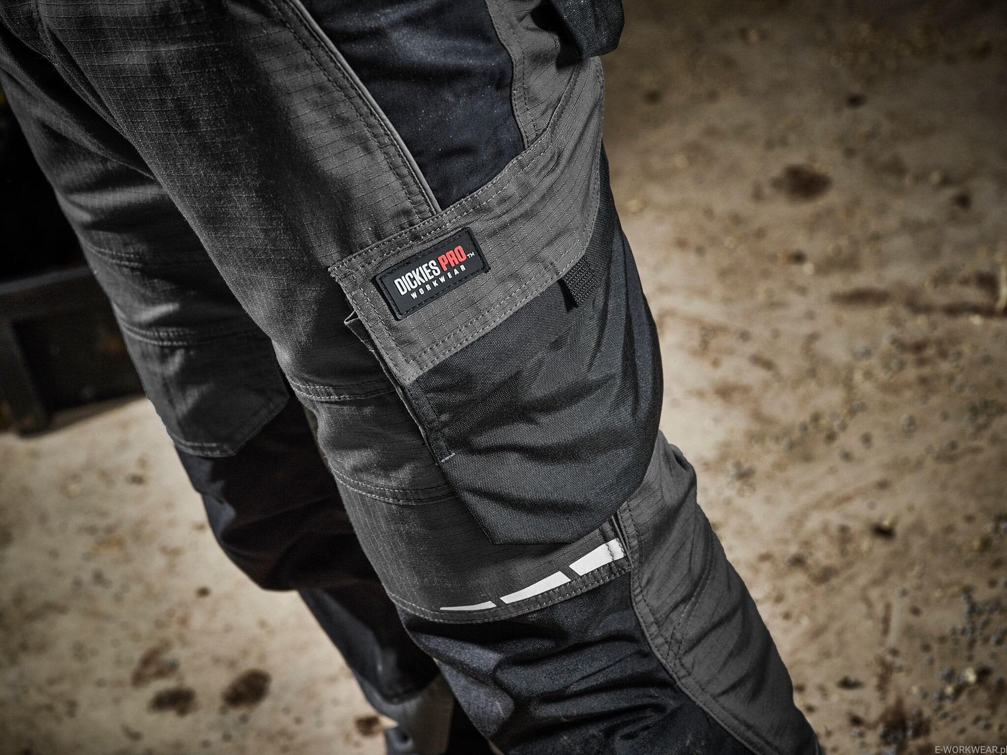 nowe promocje informacje o wersji na najniższa zniżka Spodnie do pasa DICKIES PRO DP1000