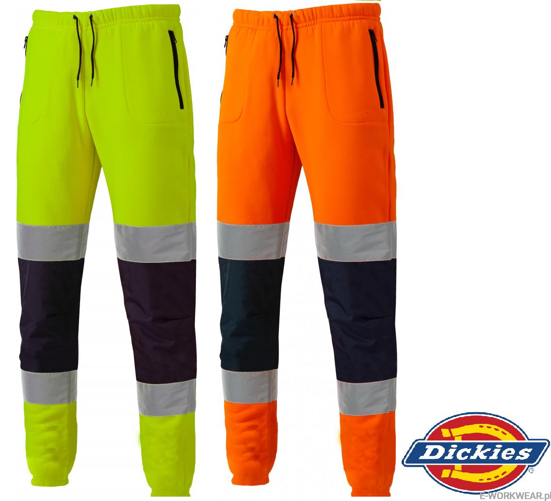 najniższa cena kup dobrze duża zniżka Spodnie dresowe Dickies SA2008 HI-VIS Jogger