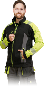 Kurtka softshell LH-SHELLVIS BY