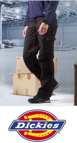 super tanie ekskluzywne oferty najlepiej tanio Spodnie do pasa damskie DICKIES Eisenhower EH26000